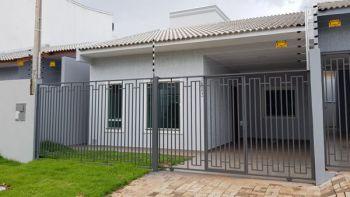 Casa nova no Jardim São Rafael (região do libra)