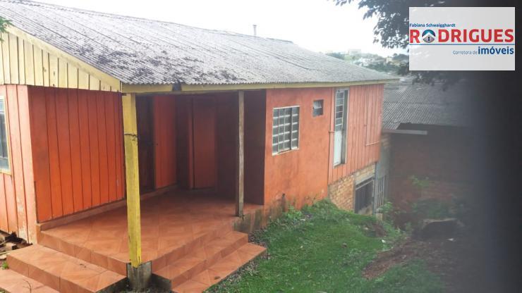 Casa e Barracão para venda