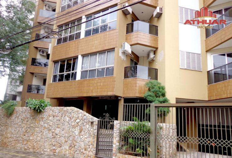 Apartamento no Edifício CaD´Oro